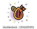 clean filter aqua sign.... | Shutterstock .eps vector #1531025351