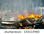 Picture Of Heat Caused By A...