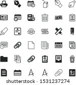 paper vector icon set such as ...