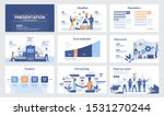 presentation slide templates... | Shutterstock .eps vector #1531270244