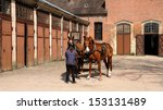 Small photo of France, le Haras National du Pin in Normandie