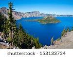 Crater Lake National Park ...