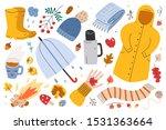 Autumn Collection  Big Set Of...