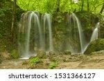 Beautiful Haj Waterfall Close...