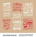 merry christmas and happy new... | Shutterstock .eps vector #1531374707
