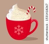 Hot Chocolate With Christmas...