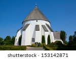 Old Danish Round Church In...