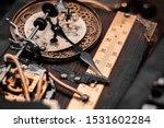 Steam Punk Clockwork Machinery...