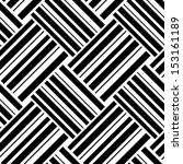 seamless pattern with stripes ... | Shutterstock .eps vector #153161189