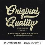 """original quality"". vintage... | Shutterstock .eps vector #1531704947"