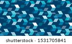 textured arrows on blue... | Shutterstock .eps vector #1531705841