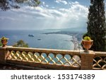View From Villa Communale In...