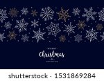 christmas snowflake elements... | Shutterstock .eps vector #1531869284