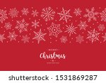 christmas snowflake elements... | Shutterstock .eps vector #1531869287