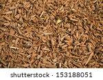 Wood Chips Background Horizontal