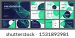 business presentation templates ... | Shutterstock .eps vector #1531892981
