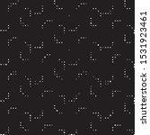 abstract grunge grid polka dot...   Shutterstock .eps vector #1531923461
