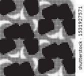 abstract grunge grid polka dot...   Shutterstock .eps vector #1531927571