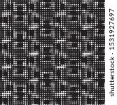 abstract grunge grid polka dot...   Shutterstock .eps vector #1531927697