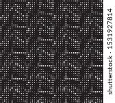 abstract grunge grid polka dot...   Shutterstock .eps vector #1531927814