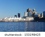 Stock photo vancouver in canada 153198425