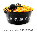 Halloween Bowl Filled With...