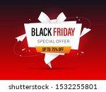 black friday promotion banner....   Shutterstock .eps vector #1532255801