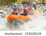 Raft Water White Rapid River...
