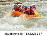 Rafting Water White Whitewater...