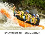Rafting Water White Rapids Team ...