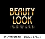 vector elegant emblem beauty... | Shutterstock .eps vector #1532317637