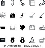 work vector icon set such as ...