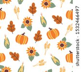 seamless vector pattern with...   Shutterstock .eps vector #1532466497