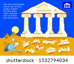 logic puzzle game for children. ...   Shutterstock .eps vector #1532794034