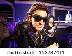 july 10  2008   berlin  the wax ...   Shutterstock . vector #153287411