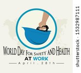 World Day For Safety And Healt...