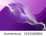 beautiful purple abstract... | Shutterstock . vector #1533185804