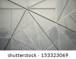 silver metal background abstract | Shutterstock . vector #153323069