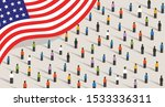 american independence... | Shutterstock .eps vector #1533336311