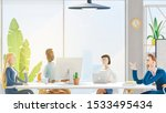 business teamwork concept. 3d...   Shutterstock . vector #1533495434