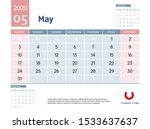 design concept layout may 2020...   Shutterstock .eps vector #1533637637