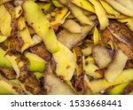 Potato Peelings Or Potato Skins....
