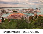 Ancona  Marche  Italy  View Of...