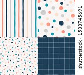 vertical parallel stripes... | Shutterstock .eps vector #1533745691