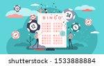 lottery vector illustration.... | Shutterstock .eps vector #1533888884