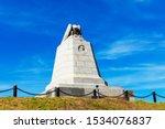 John Drake Sloat Monument At...