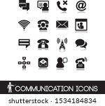 vector illustration set of... | Shutterstock .eps vector #1534184834