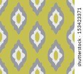ikat vintage seamless pattern...   Shutterstock .eps vector #153423371