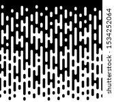 seamless irregular rounded... | Shutterstock .eps vector #1534252064