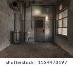 ellis island abandoned hospital ... | Shutterstock . vector #1534473197
